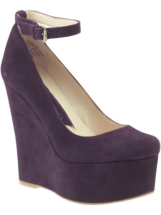 Inch Platform Wedge Shoes