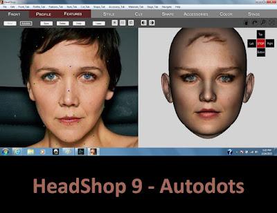 HeadShop 9.2 Macintosh