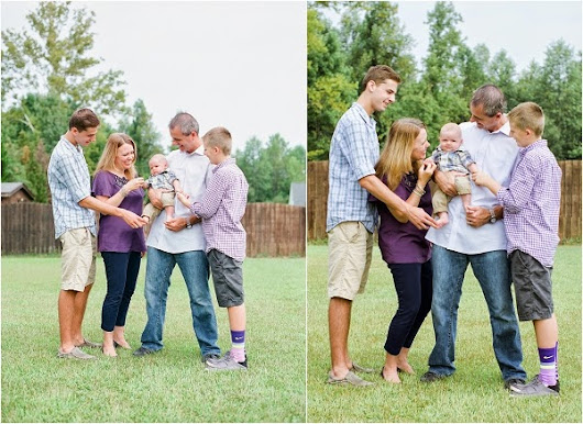 The M Family | Greenville, NC | North Carolina Family Photographer