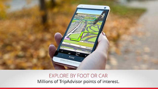 Aplikasi GPS Terbaik Untuk Smartphone Android