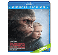 El Planeta de Los Simios: La Guerra (2017) Full HD BRRip Audio Dual Latino/Ingles 5.1