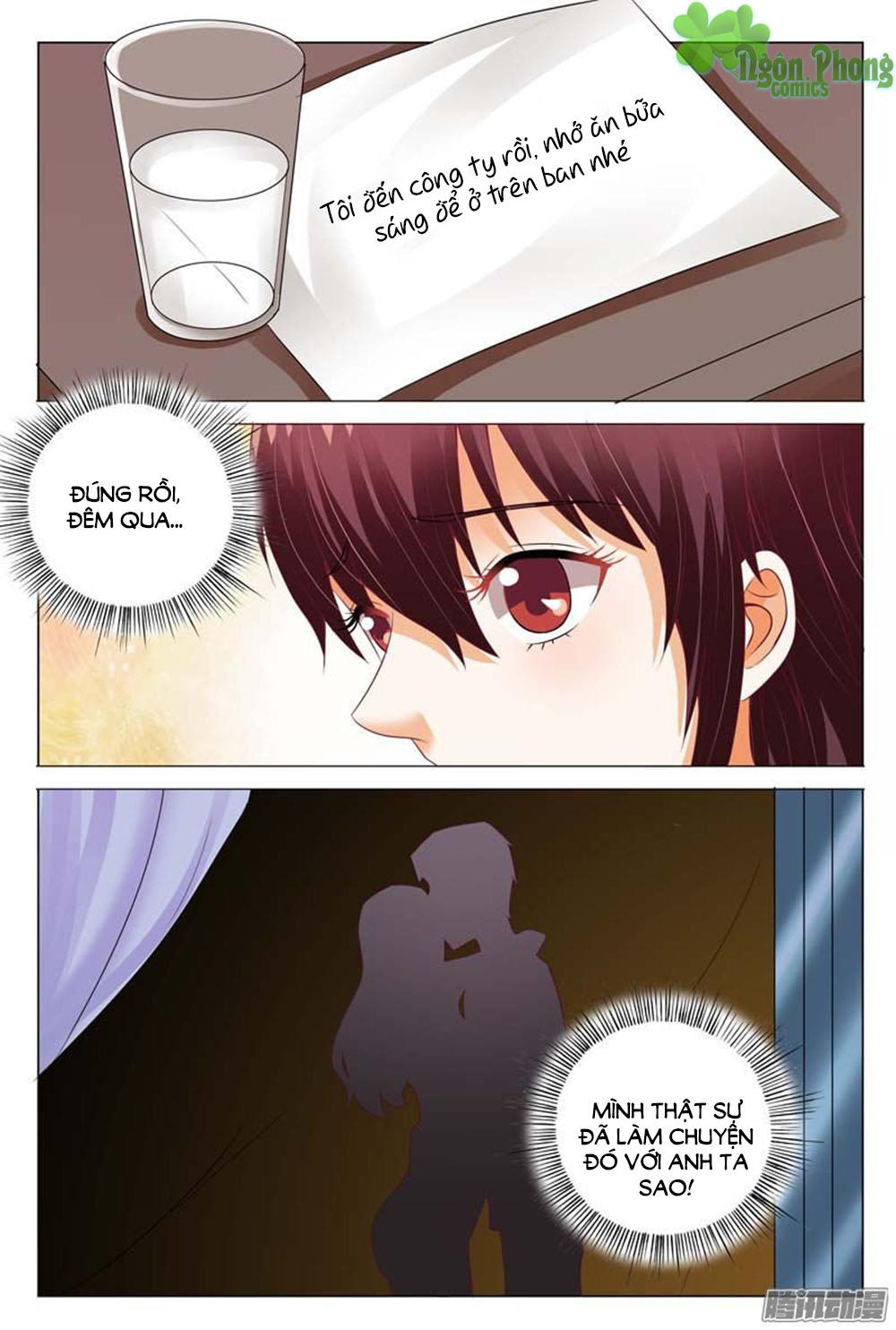 Hào Môn Tiểu Lão Bà Chap 114 - Trang 8