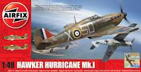 Airfix Hurricane MkI 1/48.