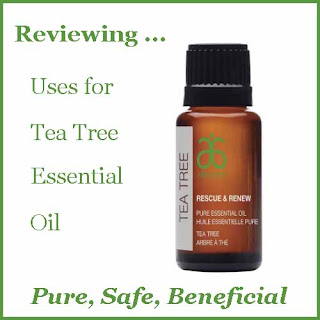 Reviewing uses for tea tree oil