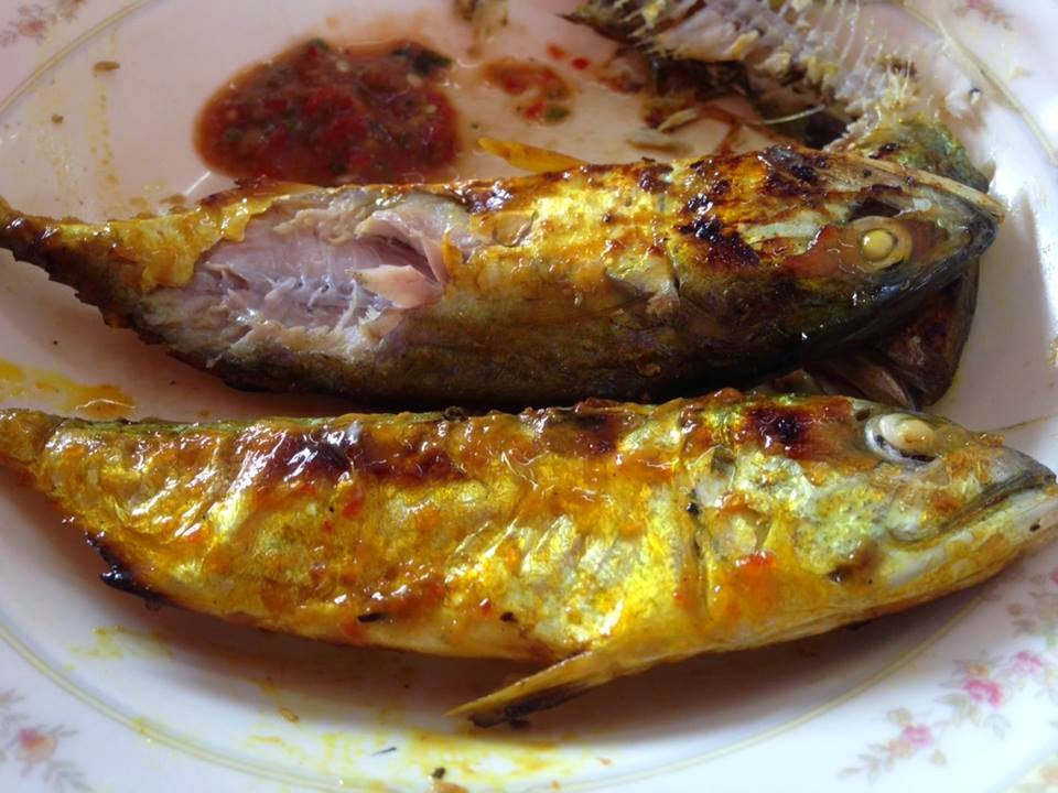 Resepi Ikan Bakar Kuala Perlis - Resepi Bergambar