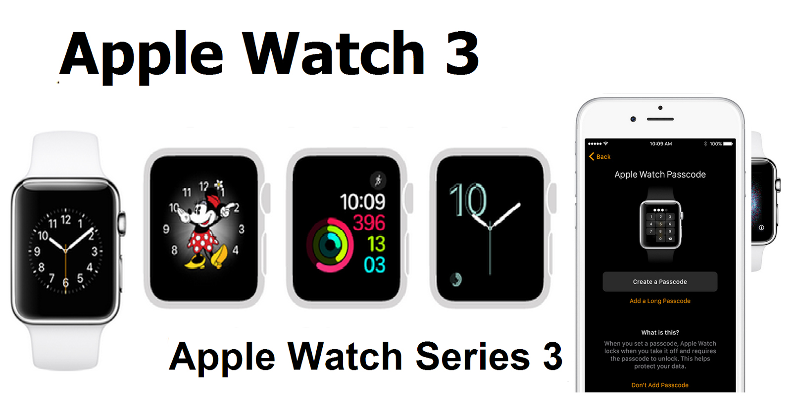 Apple Watch 3 release date, news and rumors The Apple ...