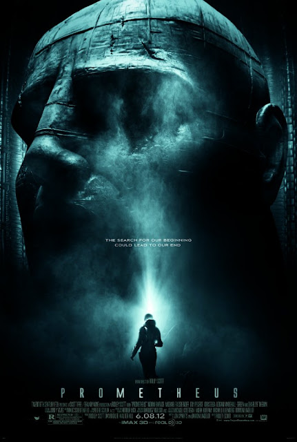 Poster película Prometheus