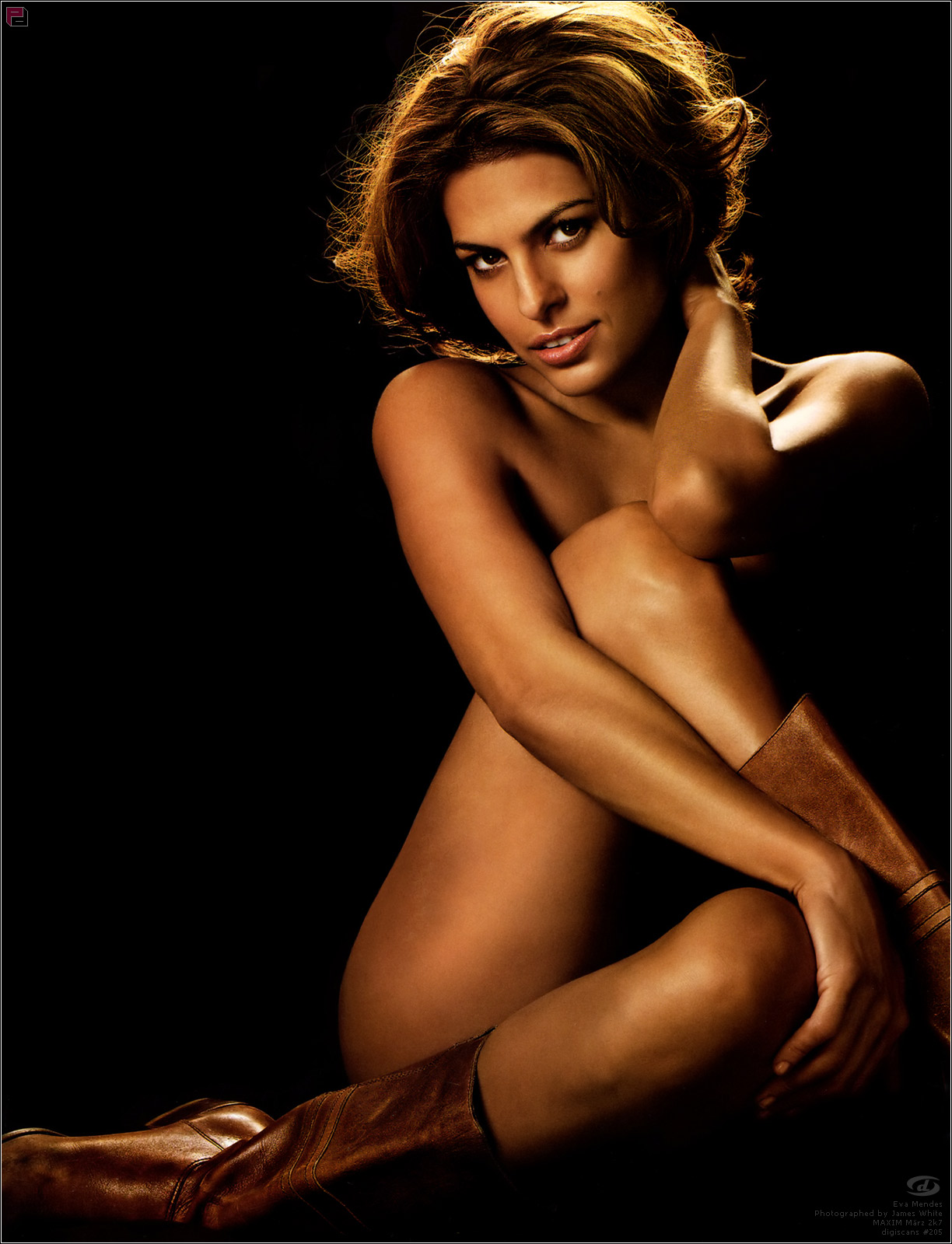 Eva mendes nude scene in the spirit movie scandalplanetcom 9