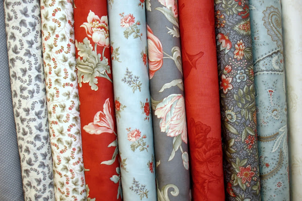 Moda Quilt Fabric Collections
