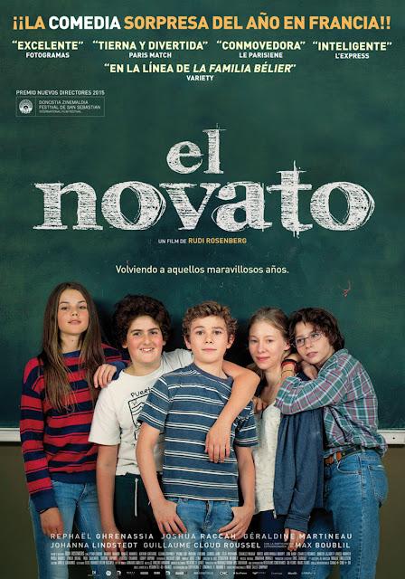 Cartel: El novato (2015)
