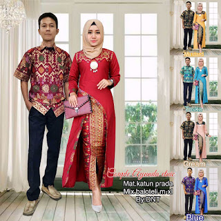 Batik Couple Ayunda