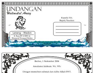 Download Undangan Gratis   Desain Undangan Pernikahan ...