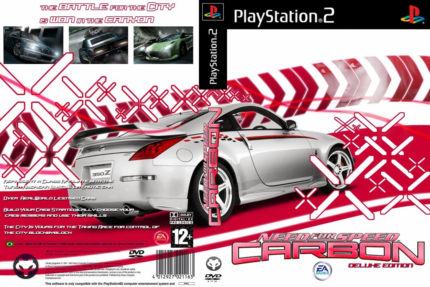 Nfs carbon ps2 | 'Need for Speed: Carbon' PS2 Cheats and Tips  2019