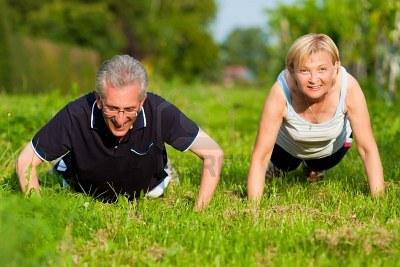 Los adultos mayores en sus cambios y nutrición