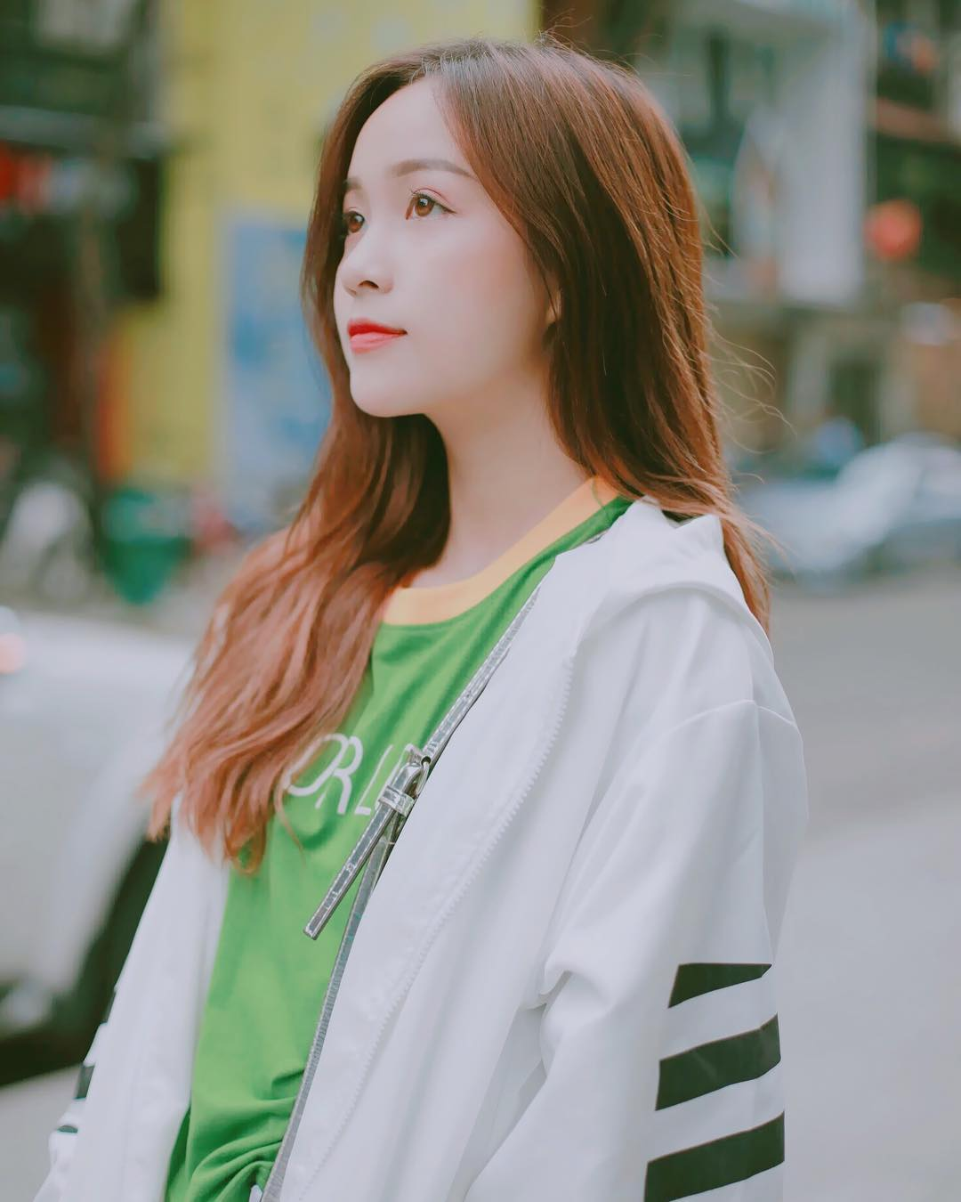 Ngắm ảnh Hot girl Facebook Lê Chi xinh đẹp kiêu sa @BaoBua: Eva