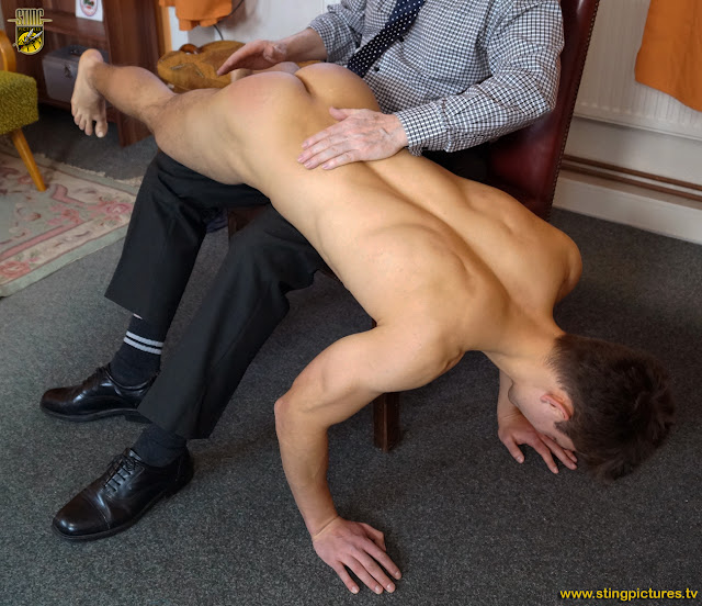 Spank fuck and diaper