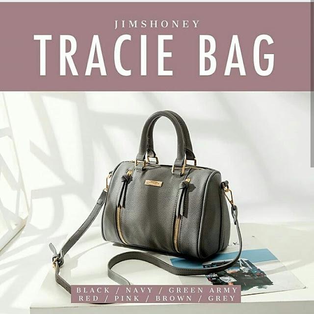 Jims Honey Tracie Bag Grey