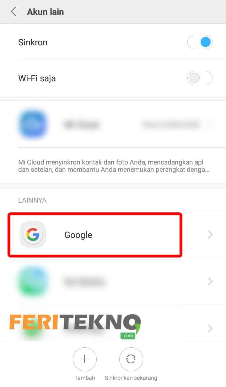 Terbaru Cara Logout Akun Gmail Di Hp Xiaomi Semua Tipe