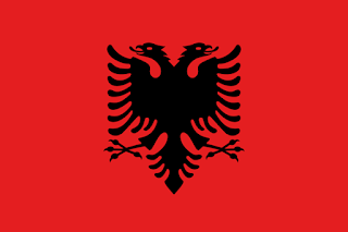 Albania (Republik Albania) || Ibu kota: Tirana