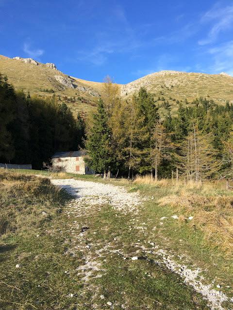 Il rifugio Forestale Fonte Vetica