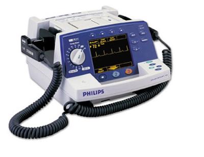 Defibrillator Cost
