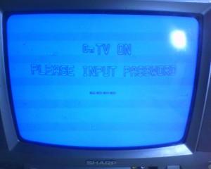 Cara Membuka TV SHARP Yang Lupa Password