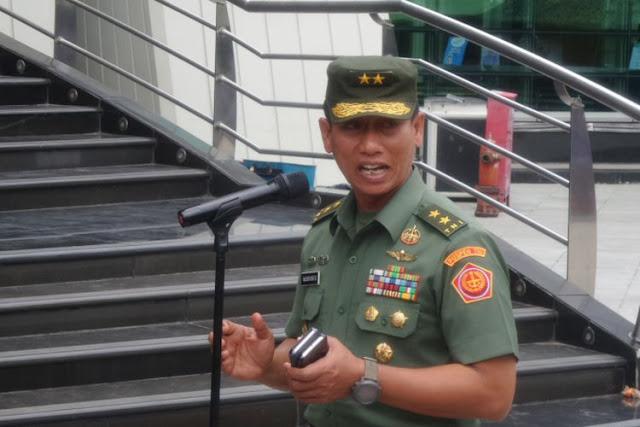 Kapuspen TNI : Amunisi Tajam Yang Dipesan Brimob Sangat Mematikan