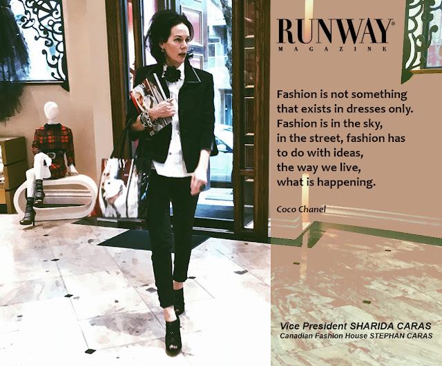 Runway-Magazine-Bag-Eleonora-de-Gray-Guillaumette-Duplaix-RunwayMagazine-Runway-Bag-stephan-caras-sharida-caras-coco-chanel-fashion-is-not-something-in-dresses-fashion-happenning