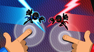 Stickman warriors: UFB fighting Mod APK + Official APK Update Terbaru