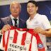 PSV presentó a Hirving Lozano