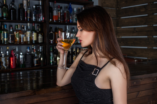 how alcohol causes mental and moral changes