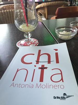 Chinita. Antonia Molinero. En voz alta ediiones.