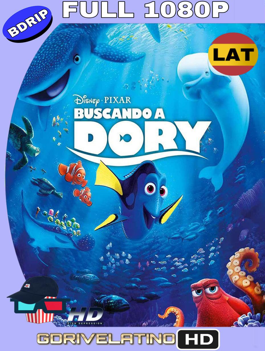 Buscando a Dory (2016) BDRip FULL 1080p (Latino – Inglés) MKV