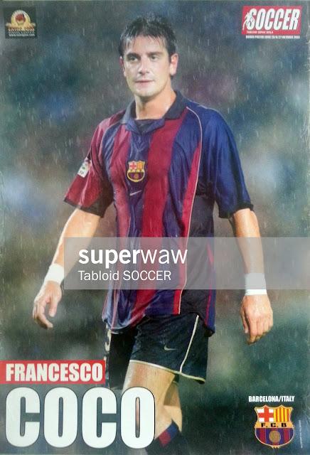 Francesco Coco (Barcelona 2002)