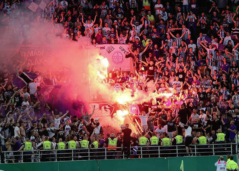 Ferencváros - Újpest 2017.05.27.