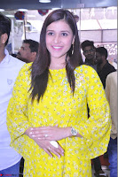 Mannara Chopra Looks Cute in Yellow Salwar Suit ~  Exclusive 46.JPG