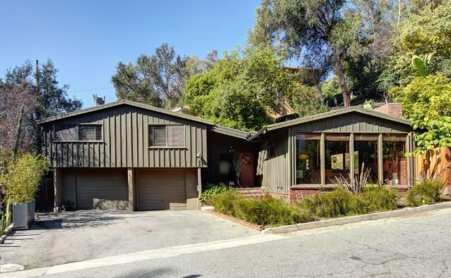 Would you ever want to visit los angeles girlsaskguys for Mid century modern homes for sale los angeles