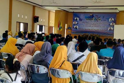 Memperingati Hari Lahir yang ke IV, PK PMII Raden Segoro Kemas Acara dengan DIALOG INTERAKTIF & TAUSIYAH PERGERAKAN.