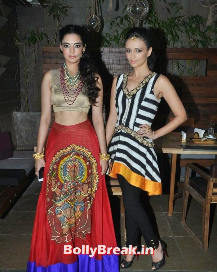 Shweta Bhardwaj, Roshni Chopra, Pics from Zeba Kohli's Show 'Project Seven' Preview