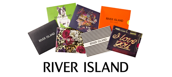 how to pay by voucher on river island