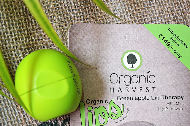 Organic Harvest Lip Therapy Price