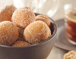 Bolitas de Azúcar En Polvo
