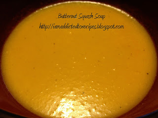 Butternut Squash Soup | Addicted to Recipes