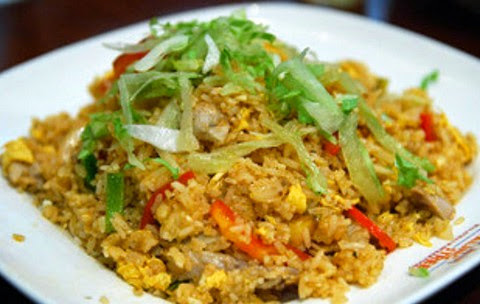 Tangy Tom Yum Fried Rice