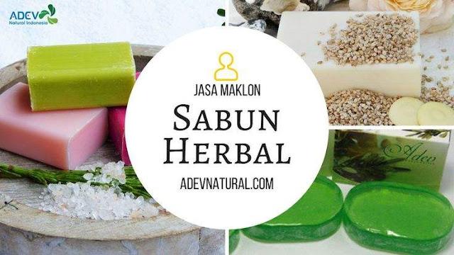 Sabun Transparan ADEV Natural Indonesia