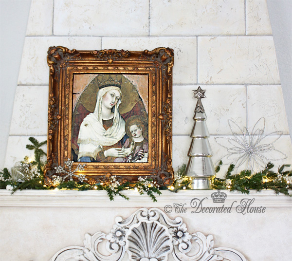 The Decorated House ~ Donna Courtney ~ Christmas 2017