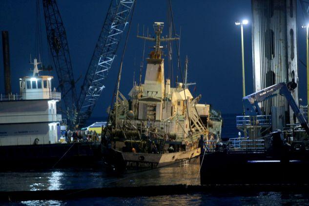 ΘΡΙΛΕΡ με το «Αγία Ζώνη ΙΙ»: Μπορεί να έβαλαν βόμβα και να το βύθισαν, λέει ο πλοιοκτήτης! (ΦΩΤΟ)