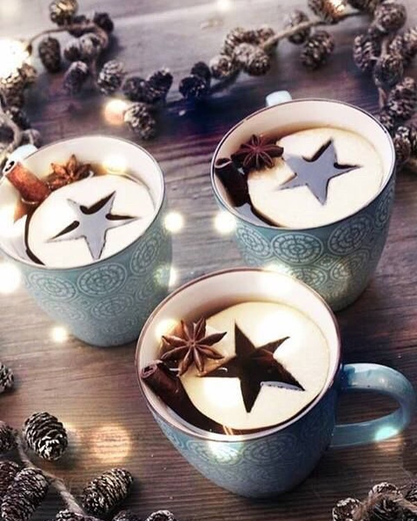 super hot drinks recipe that to warm up