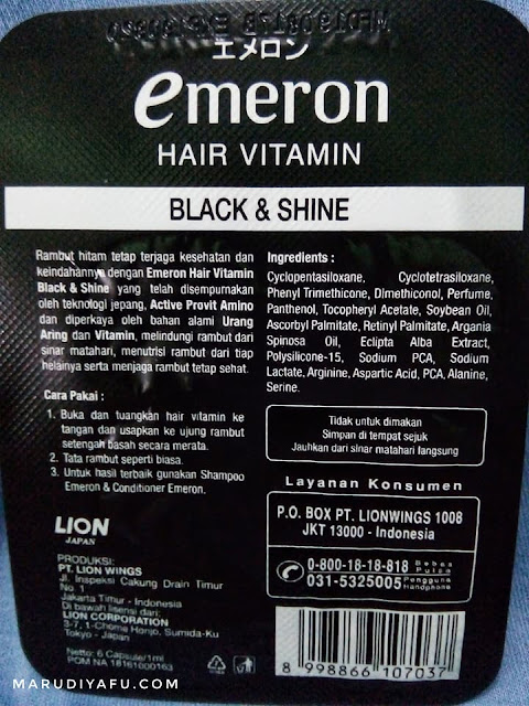Emeron Hair Vitamin