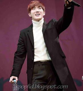 Photo Terbaru Suho EXO-K Paling Baru
